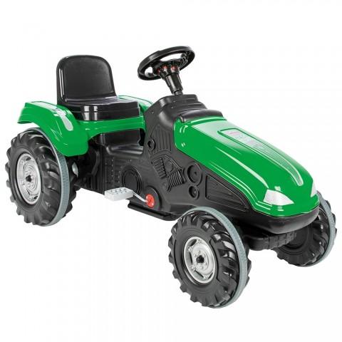Tractor cu pedale Pilsan Mega 07-321 green