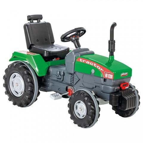 Tractor cu pedale Pilsan Super 07-294 green