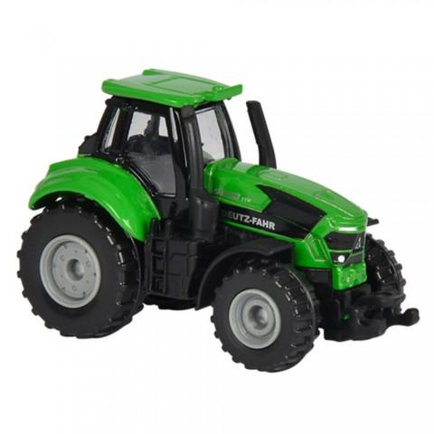 Tractor Majorette Deutz-Fahr 9340 TTV