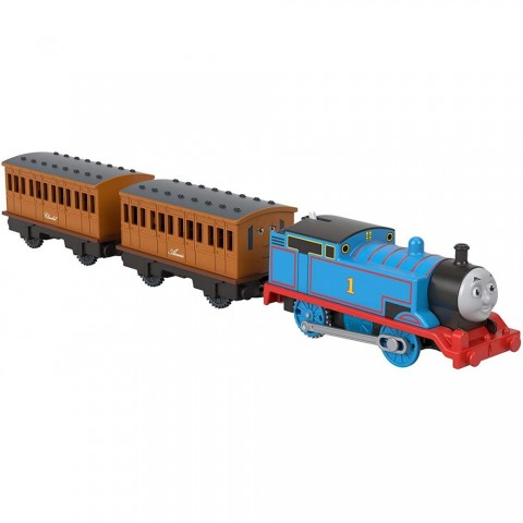 Tren Fisher Price by Mattel Thomas and Friends Thomas, Annie and Clarabel