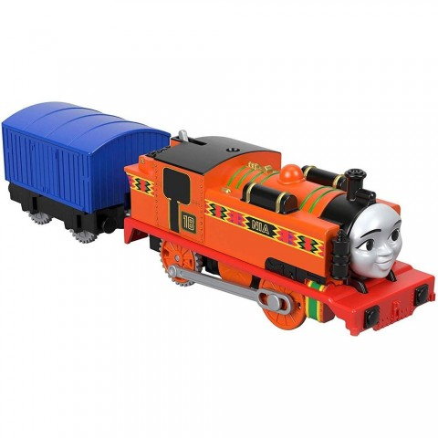 Tren Fisher Price by Mattel Thomas and Friends Trackmaster Nia