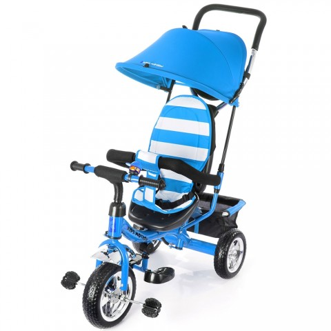 Tricicleta Kidz Motion Tobi Junior blue
