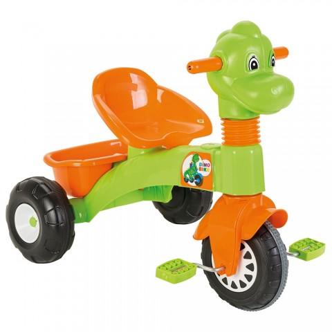 Tricicleta Pilsan Dino green