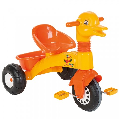 Tricicleta Pilsan Duck yellow