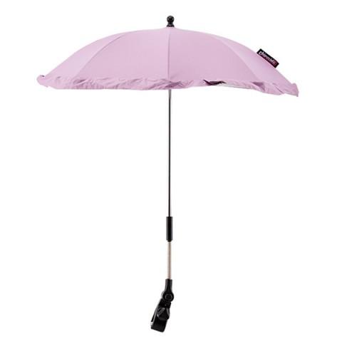 Umbreluta parasolara Chipolino pentru carucioare cu volanase orchid 2014