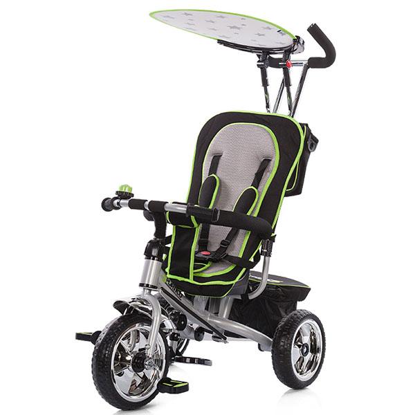 Tricicleta Chipolino Sportico green 2016