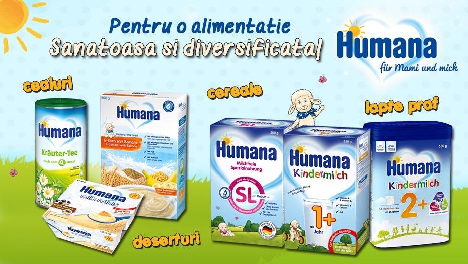 Produse Humana